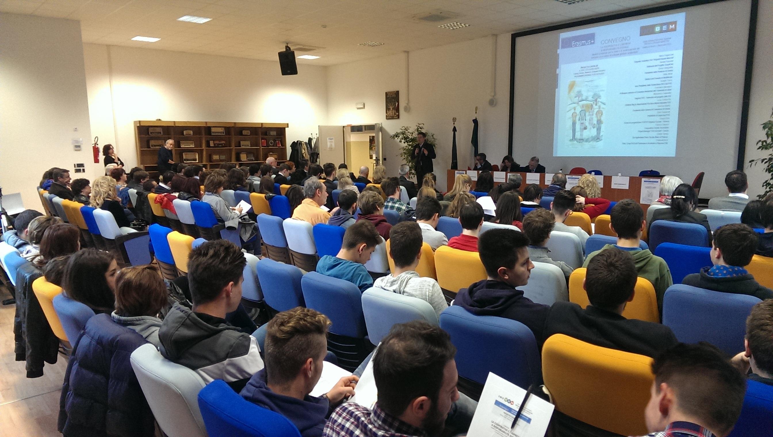 COOP4LIVE – 2014/2016. Programma Erasmus+ 2014-2020