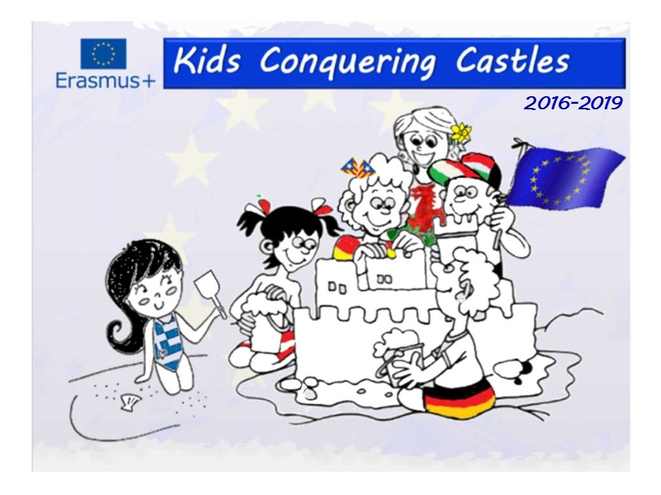 KIDS CONQUERING CASTLES – 2017/2019 Programma Erasmus+ 2014-2020