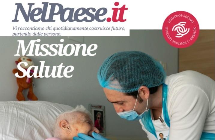 Si rinnova e raddoppia la testata on line www.nelpaese.it edita da Legacoopsociali